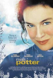 miss potter film libro